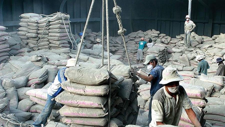 ngành sản xuất xi măng Việt Nam
