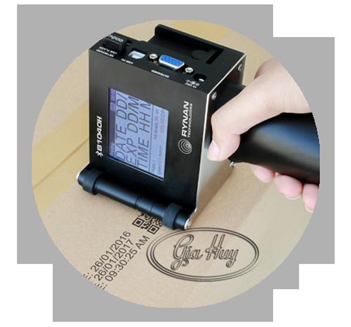 Thông tin máy in Linx TT5